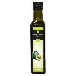 BIO avokádový olej 250ml HEALTH LINK