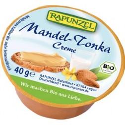 Mandle-tonka pomazánka MINI 40g Rapunzel