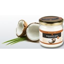 BIO Extra panenský kokosový olej 400ml HEALTH LINK
