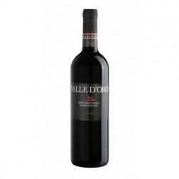 Víno Valle D'ORO / Montepulciano D'Abruzzo DOP 2010 0,75l červené