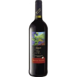 Víno Merlot DOC Piave BIO 0,75 l červené