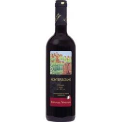 Víno Montepulciano BIO DOC Itálie 0,75 l červené