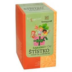 Čaj Raráškův čaj - Štístko porcovaný 50g BIO SONNENTOR