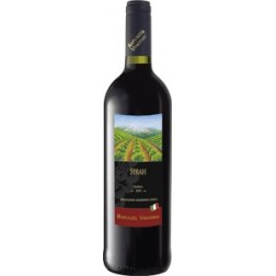 Víno Syrah IGT BIO 0,75 l červené