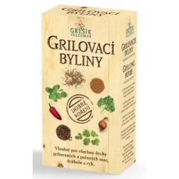 Dobré koření Grilovací byliny 100g GREŠÍK