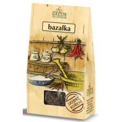 Dobré koření Bazalka 20g GREŠÍK VÝPRODEJ
