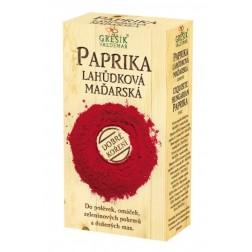 Dobré koření Paprika lahůdková maďarská 100g GREŠÍK VÝPRODEJ 2KS exp.15.6.2016