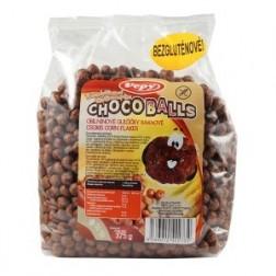 Bezlepkové obilninové kuličky kakaové 375g VEPY