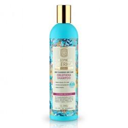 Rakytnikový šampon pro normální a mastné vlasy NATURA SIBERICA 400ml