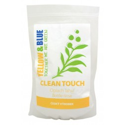 Oplach lahví - Clean Touch ziplock 500 g Yellow Blue