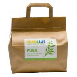 PUER – Bělící prostředek a odstraňovač skvrn 5kg(pap.pytel) Yellow+Blue