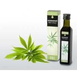 BIO Konopný olej 250ml HEALTH LINK