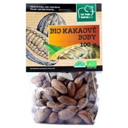 Bio kakaové boby nepražené 100g