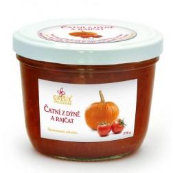 Čatní Z dýně a rajčat 230g Grešík