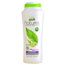 ŠAMPÓN na všechny typy vlasů WINNI´S NATUREL 250 ml