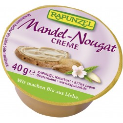 Bio mandlovo-nugátový krém 40 g MINI RAPUNZEL
