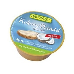 Bio kokosovo-mandlový krém 40 g MINI RAPUNZEL