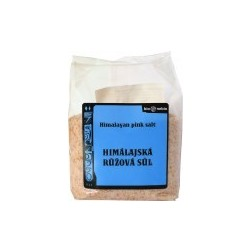 Himálajská růžová sůl 500g BIONEBIO