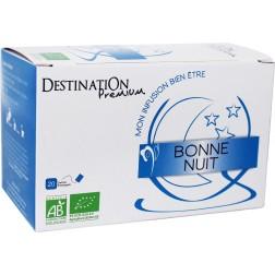 Bio bylinná směs Dobrá noc 20 x 1,5 g DESTINATION