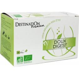 Bio bylinná směs Zažívání 20 x 1,5 g DESTINATION