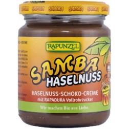 Bio SAMBA - čokoládovo oříšková pomazánka 250g