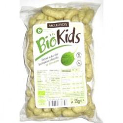 Křupky BIOKIDS špenát 55g