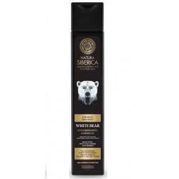 Osvěžující sprchový gel Bílý Medvěd 250ml SIBERICA