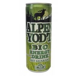 Energetický nápoj ALPEN YOD´L s guaranou a kofeinem 250ml