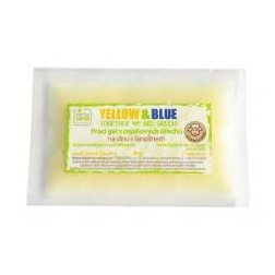VZOREK Prací gel NA VLNU A JEMNÉ PRÁDLO (jedna dávka v sáčku) Yellow+Blue