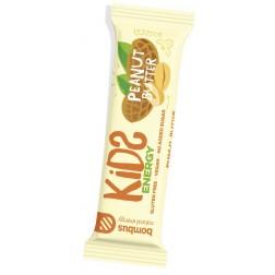 Tyčinka BOMBUS KIDS ENERGY Peanut butter 40g