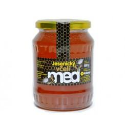Jesenický včelí med KVĚTOVÝ 950g KOLOMÝ