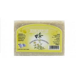 Řecké olivové mýdlo HEŘMÁNEK 100g Knossos