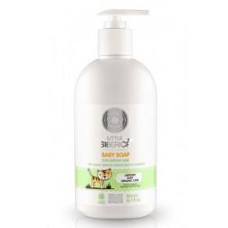 Dětské mýdlo pro každý den s přírodními výtažky z břízy a dvouzubce