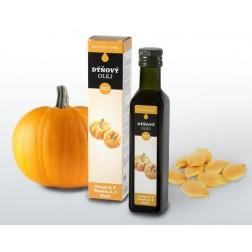 BIO dýňový olej 250ml HEALTH LINK