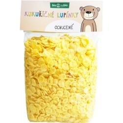 Bio kukuřičné lupínky OCHUCENÉ 250g