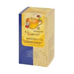 Čaj Raráškův Usmrkánek porcovaný 20g BIO SONNENTOR