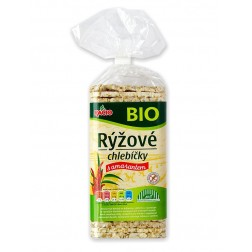 Rýžové chlebíčky s amaranthem BIO RACIO 140g