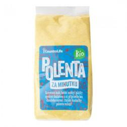 "Polenta ""1 min."" 400g BIO COUNTRY LIFE"