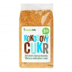 Cukr kokosový 250g BIO COUNTRY LIFE