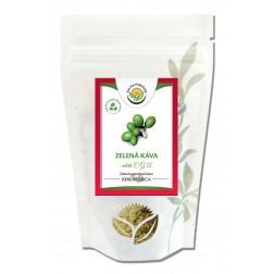 Zelená káva MLETÁ CGA 150g Salvia Paradise