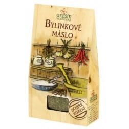 Dobré koření Bylinkové máslo 30g GREŠÍK