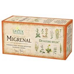Migrenal 20x1,5g GREŠÍK - porcovaný