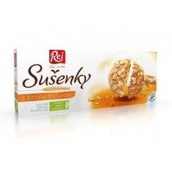 Sušenky s žitnou moukou 120g REJ
