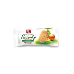 Sušenky klasy celozrnné lískooříškové 34g REJ