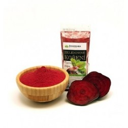 Zeleninové koření Červená řepa 100g Damodara