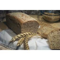 Kváskové pečivo Chléb Vícezrnný 400g BALENÉ (naskladnění každé pondělí)