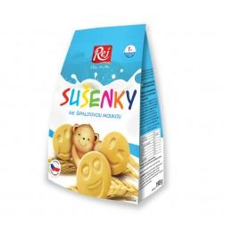Sušenky dětské se špaldou 190g REJ