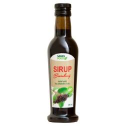 Sirup SANES Bezinkový plod 250ml