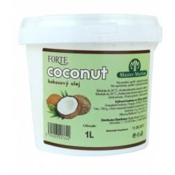 Kokosový olej  BEZ VÙNÌ 1l Natural Jihlava