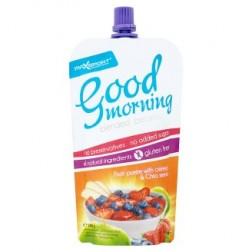 Good morning Proteinové ovocné pyré s cereáliemi 200g